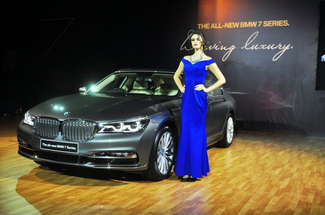 All New BMW 7 Series, Sedan Canggih dengan Kenyamanan Super