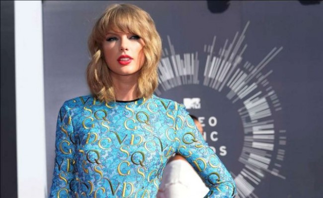 Taylor Swift Borong Nominasi American Music Awards