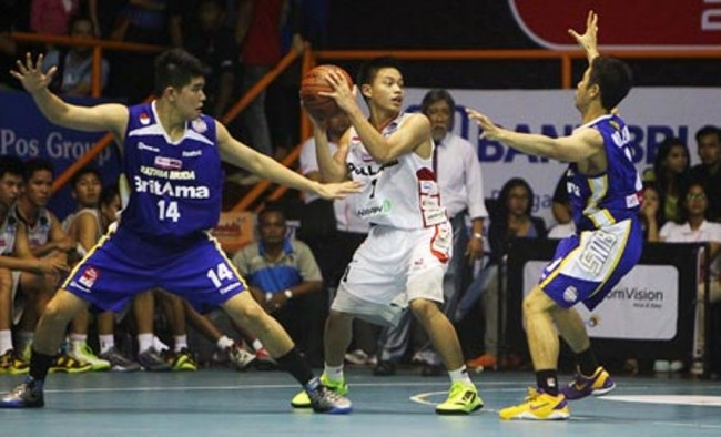 Sistem Twice to Beat Diperkenalkan di Babak Play-off Kompetisi IBL