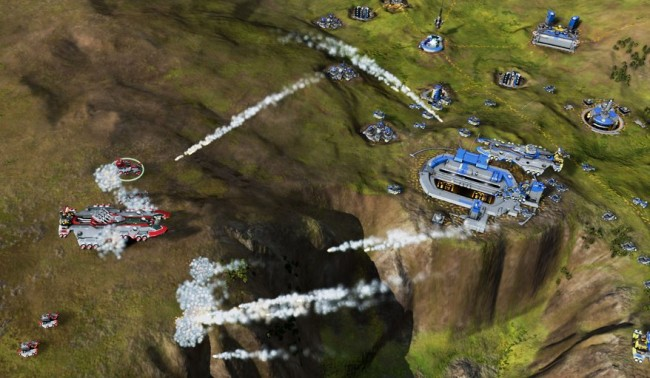Game RTS Ashes of the Singularity akan Masuki Early Access Minggu Ini