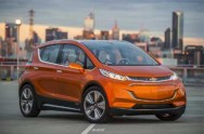 General Motors Gandeng LG Produksi Chevrolet Bolt