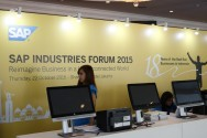 SAP Industries Forum 2015 Digelar Hari Ini