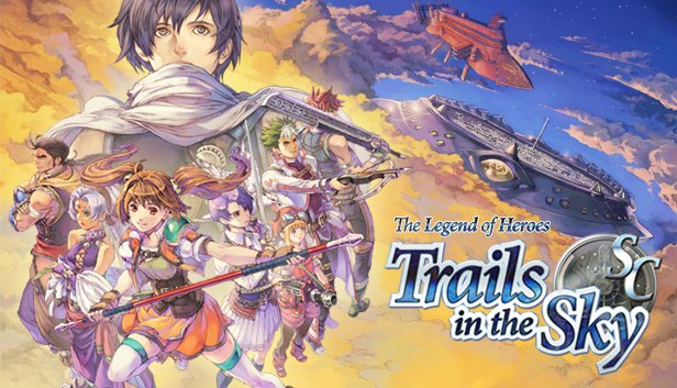 Chapter Kedua Legend of Heroes: Trails in the Sky akan Dirilis Bulan Ini