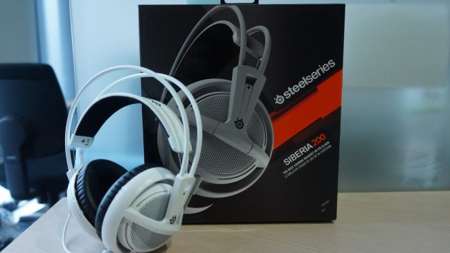 SteelSeries Siberia 200, Headset Gaming Kloningan Siberia V2