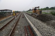 Russia Joins Investment in Borneo Train Project