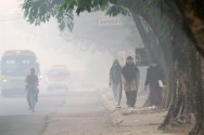 BMKG Predicts Haze Gone in Mid November