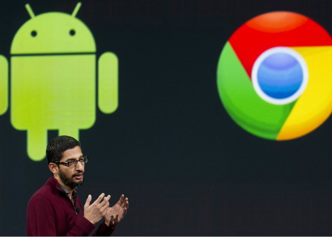 Google Gabungkan Chrome OS dan Android