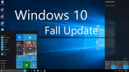 Microsoft Windows 10 Fall Update akan Dirilis 10 November