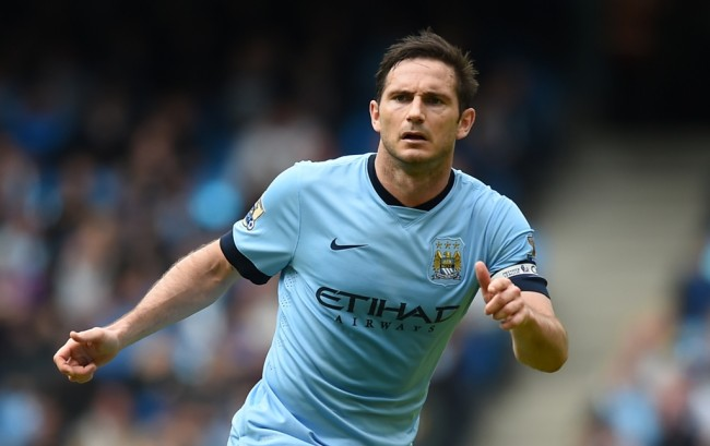 Lampard Sebut City Favorit Juara