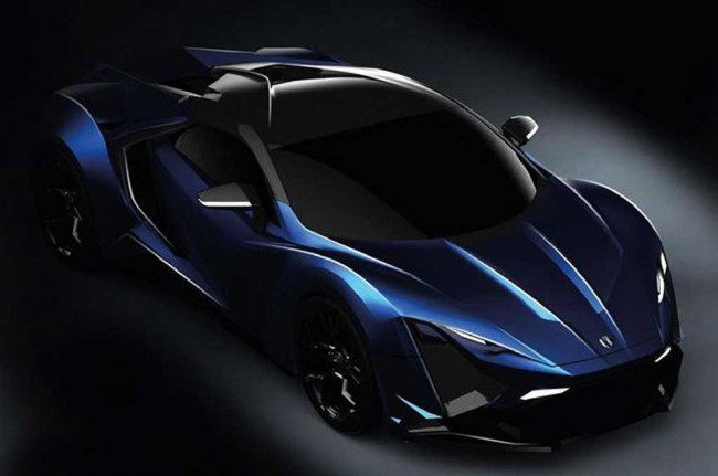 Fenyr SuperSport, Supercar Asal Timur Tengah