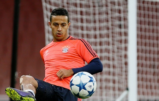 Thiago: Arsenal Bakal Tertekan di Allianz Arena!