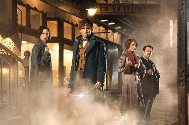 Warner Bros Perkenalkan Logo Film Spin-Off Harry Potter
