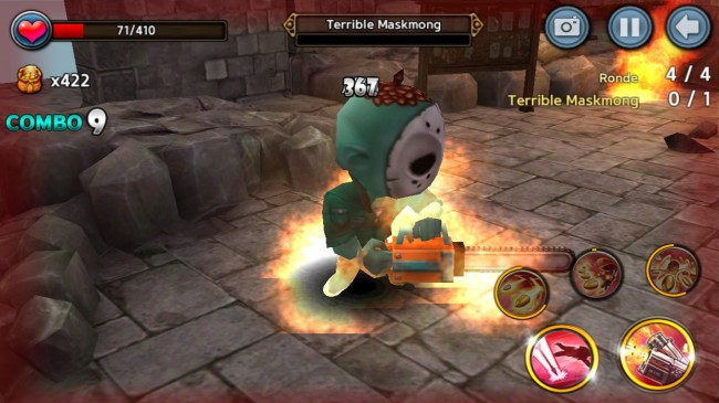 Game Mobile Demong Hunter 2 akan Hadir di Indonesia