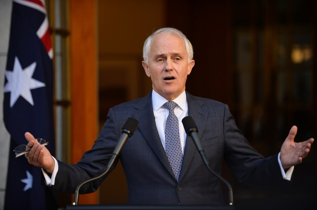 New Australian PM Chose Indonesia for First Foreign Visit