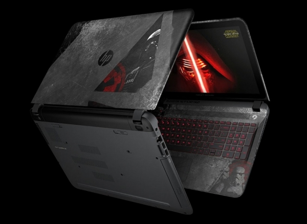 HP Luncurkan Notebook Bertema Star Wars
