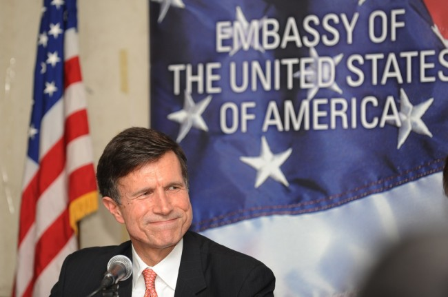 Ambassador Blake: There's No Consultant in Jokowi's Visit to US