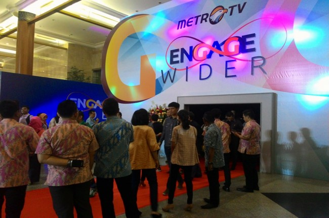 Metro TV Gelar Marketing Gathering 2015 di JCC