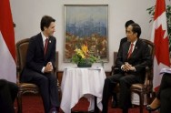 Canada Gives Rp145 Billion for Infrastructure Project in Indonesia