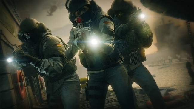 Open Beta Game Rainbow Six Siege akan Dimulai Minggu Depan