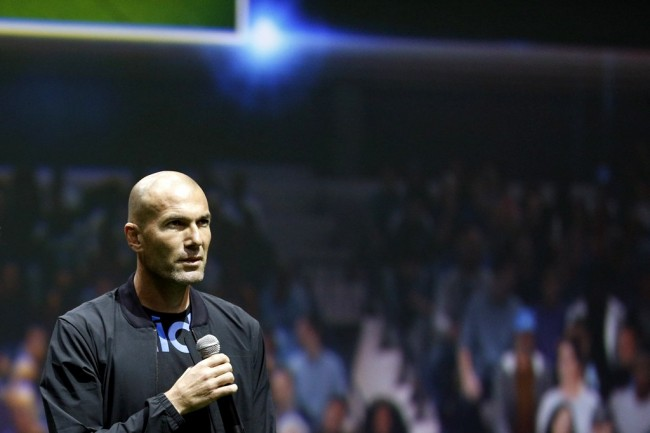 Legenda Barca Dukung Zidane Latih Real Madrid