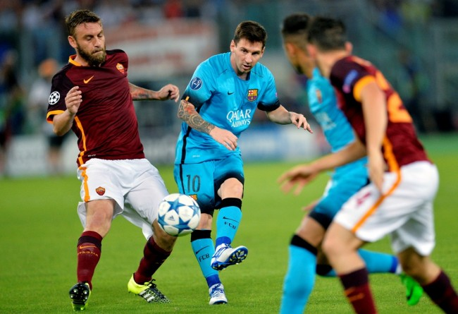 Preview Barcelona vs Roma: Misi Sulit Tim Tamu