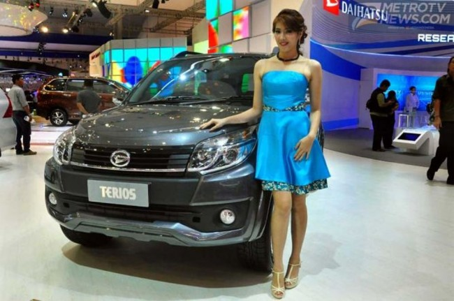 MPV Becomes Favourite of Indonesian Automotive Market