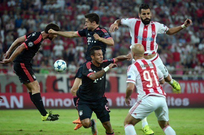 Preview Bayern vs Olympiakos: Potensi