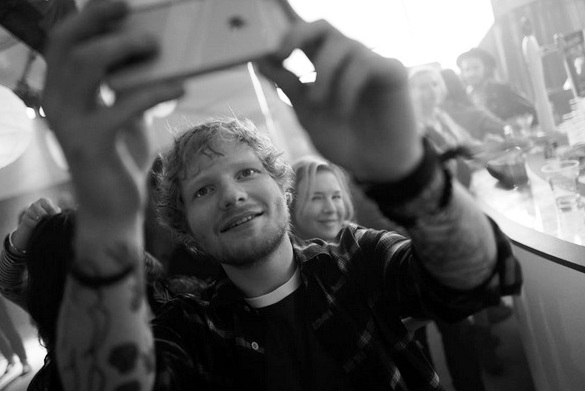 Ed Sheeran Muncul di Film Bridget Jones
