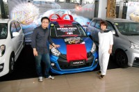 Sirion Dress Up Challenge & Slalom 2015 Berangsung Seru di Ancol