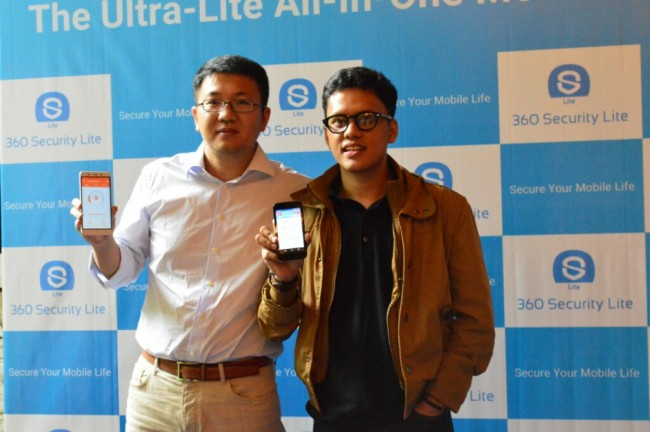 360 Mobile Security Limited Luncurkan 360 Security Lite di Indonesia