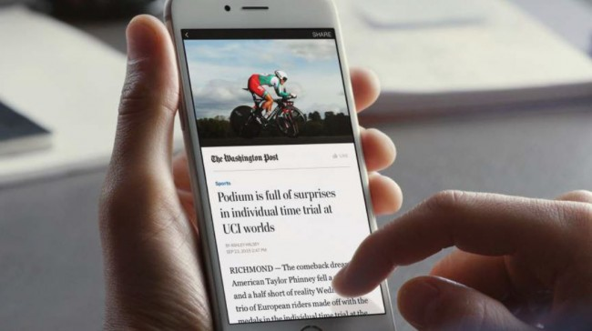 Facebook Luncurkan Instant Articles di Indonesia