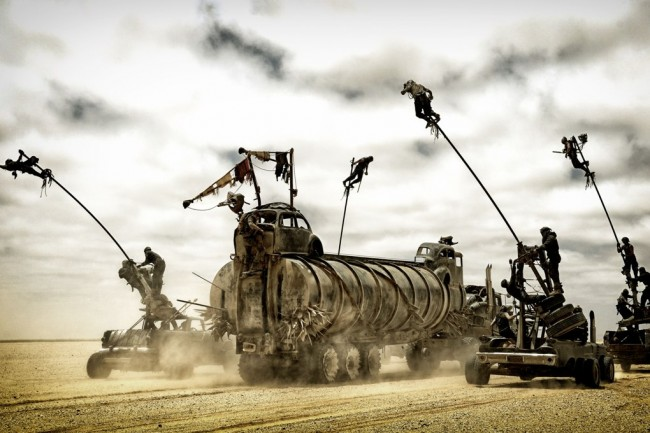 Mad Max: Fury Road Film Terbaik Versi National Board of Review