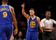 Stephen Curry Bawa Golden State Taklukan Brooklyn Nets