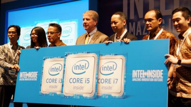 Intel Introduces Skylake Processor in Indonesia