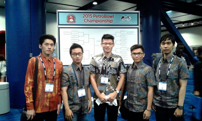 Trisakti 'Goes International'
