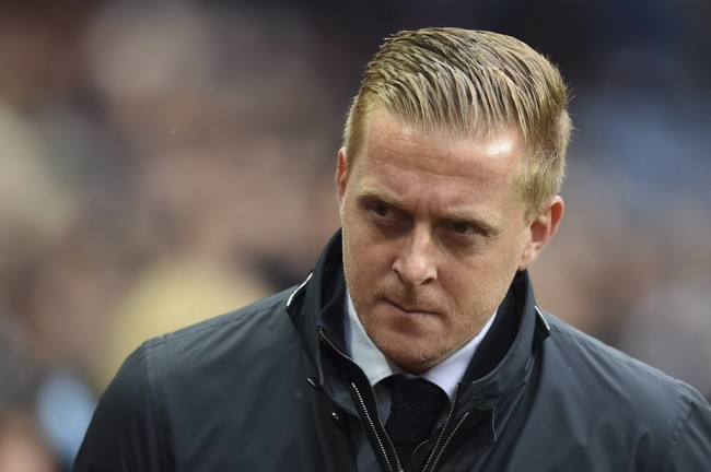 Swansea City Pecat Garry Monk