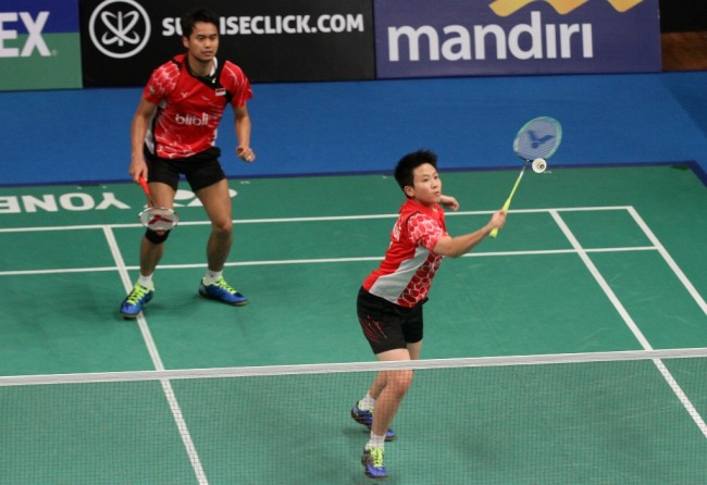 Lagi, Owi/Butet Keok di BWF Superseries Finals