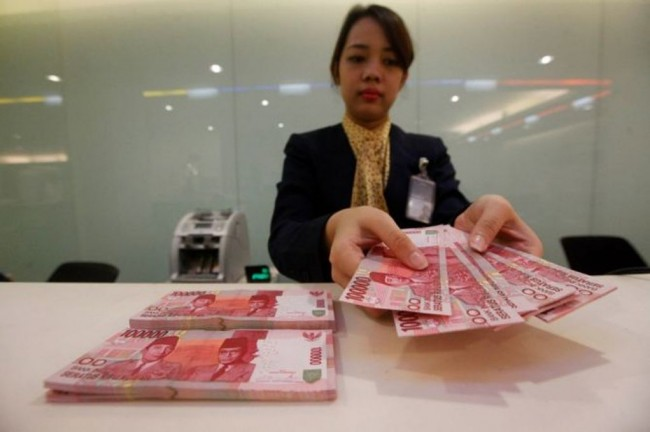 Rupiah Opened at Rp14,060/USD