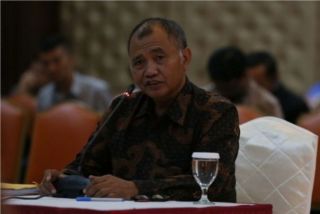 Agus Raharjo Elected as New KPK Chief