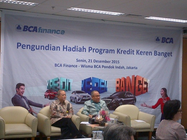 BCA-BCA Finance Manjakan Nasabah Lewat Program Kredit