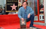 Quentin Tarantino Raih Bintang Hollywood Walk of Fame