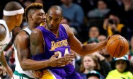 Kobe Bryant Bantu Lakers Atasi Boston Celtics