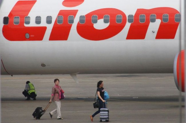 Lion Air to Investigate Baggage-Theft Case