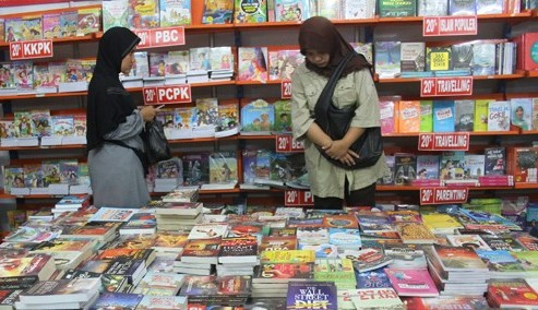 The Big Bad Wolf, Bursa Buku Impor Diskon hingga 90%