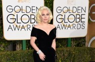 Lady Gaga Menang Golden Globes 2016