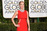 Jennifer Lawrence, Aktris Terbaik Golden Globes 2016