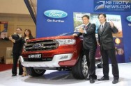 Ford Pulls Out from Indonesia as Competition Tightened