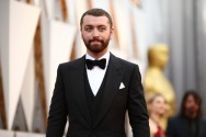 Perdana, Sam Smith Masuk Nominasi Oscar