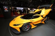 Appolo Arrow Debut di Geneva Motor Show 2016