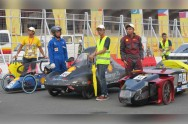 Sapu Angin ITS Juara Shell Eco Marathon 2016 di Filipina